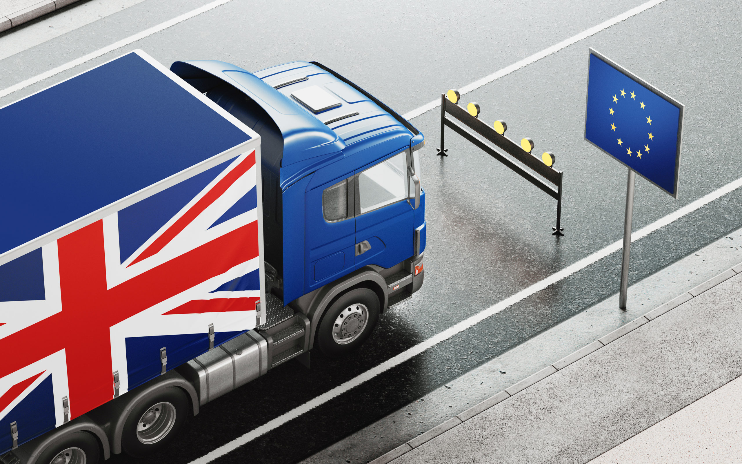 Post Brexit – EU – UK Trade Agreement for transport sector