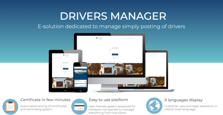 Drivers manager tool